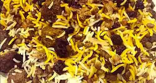غذای اصلی ایرانی