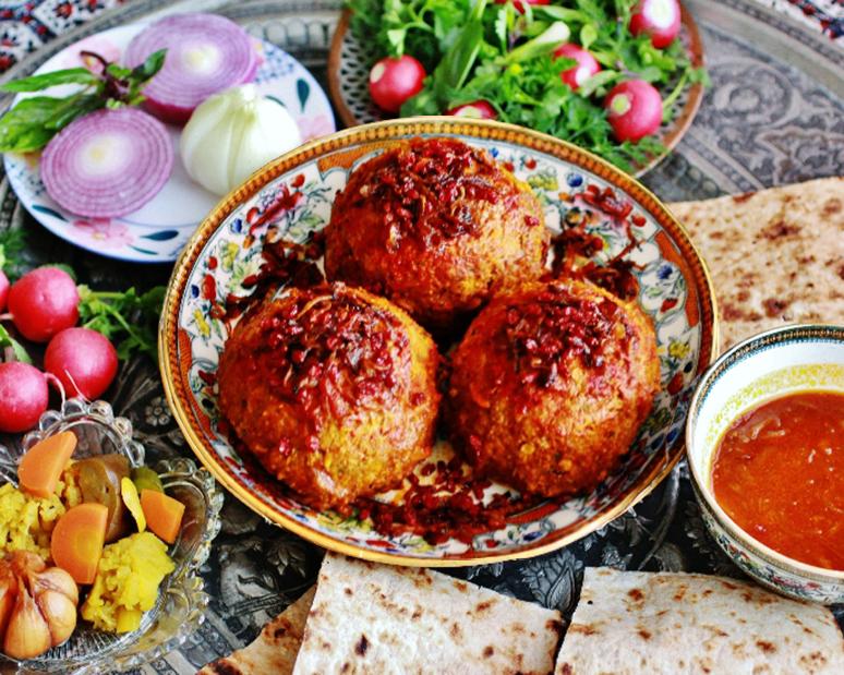 انواع غذاهای سنتی ایرانی