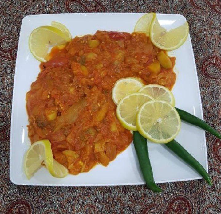 غذاهای سنتی ایرانی بدون گوشت