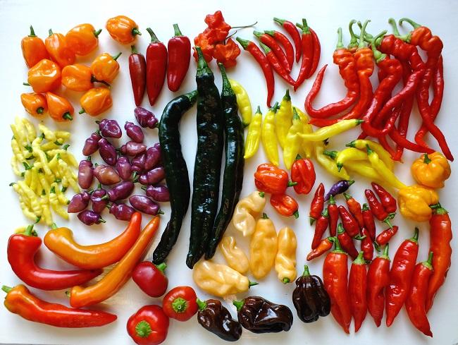 از بین بردن تندی غذا