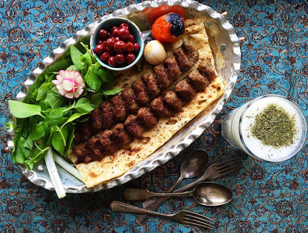 غذای ایرانی بدون برنج
