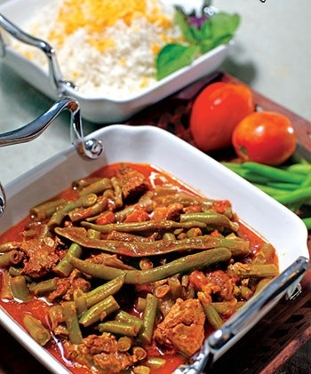 انواع خوراک لوبیا