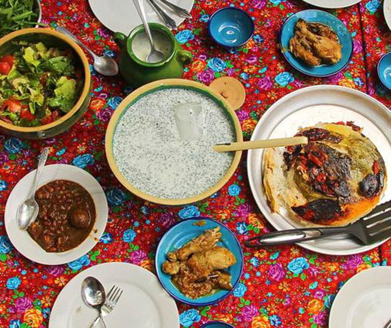غذای اصیل ایرانی