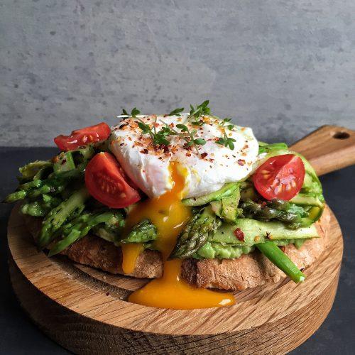 پیش غذا با تخم مرغ